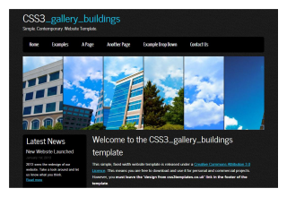 CSS3_gallery_buildings