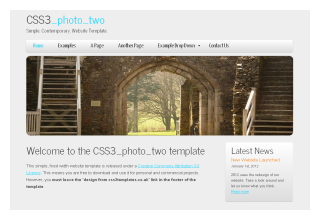 CSS3_photo_two